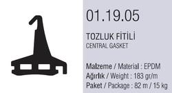 01.19.05 Tozluk Fitili - 82 Metre - Thumbnail
