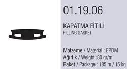 01.19.06 Kapatma Fitili - 185 Metre - Thumbnail