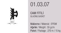 01.03.07 Cam Fitili 3.5 mm - 270 Metre - Thumbnail